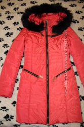 Пальто на синтепоне, размер 42