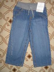 Новые джинсы Carters на малыша 24 мес.
