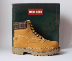Шикарні зимові ботіночки Mark Hero, Оригінал