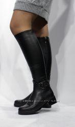 Шикарні шкіряні зимові сапожечки Respect f1445b98a8f4d