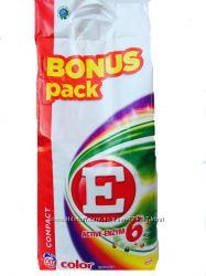 Стиральный порошок E Aktive-enzym 6 color 5. 25kg 70 стирок