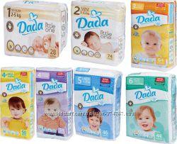 Подгузники Dada Premium Soft, Fit