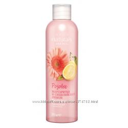 Гель для душа розовые маргаритки и сицилийский лимон  от Avon