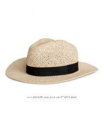 Соломенная шляпка H&M