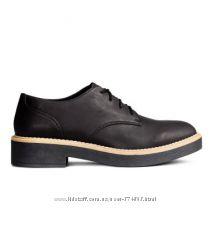 Туфли H&M на платформе