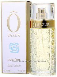 Lancome O de Azur edt 75 ml тестер оригинал