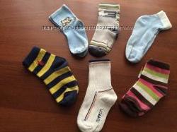носки детские 6 штук