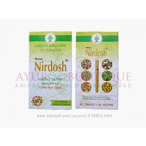 Нирдош Nirdosh без никотиновые