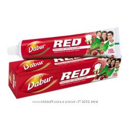 Зубная паста Dabur, Дабур, Dabur Red, Мисвак