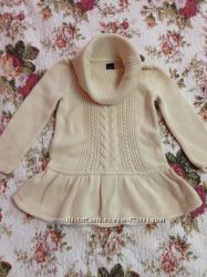 Теплое платье-туника Gap