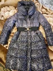 Пальто Clasna р. L пуховик