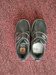 Туфли черные школьние для мальчика размер 29 pabloski kids