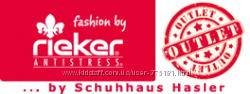 Rieker Outlet Германия под 10 процентов, Винница