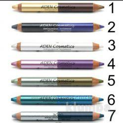 тени-карандаш ADEN