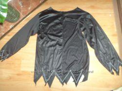 Карнавальный костюм смерти, темной силы, чародея