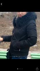 Женская зимняя куртка с натуральным мехом