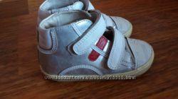 Кеды - ботиночки 24 р-р Bartek кожа