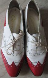 Кожаные туфли Connie США р. 37