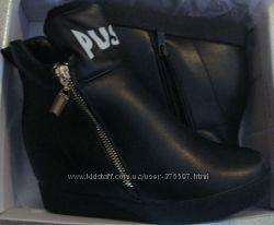 Ботинки зима Ideal Китай