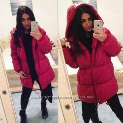 зимние куртки Зефирки