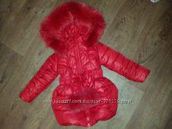 зимние , деми  курточки для девочек