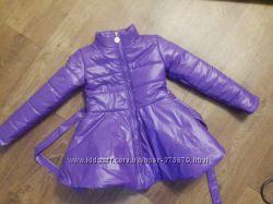 деми курточки для девочек