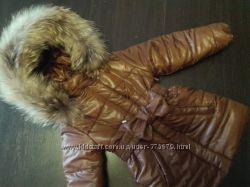шикарная зимняя курточка