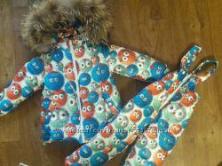 красивые зимние комбинезоны, комплекты , курточки