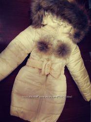 зимние курточки, пальто, комплекты
