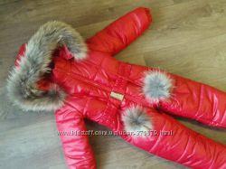 шикарные зимние, деми -комбинезоны, курточки