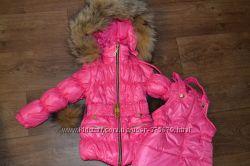 очень красивые зимние комбинезоны, курточки, пальто