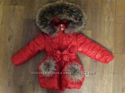 весенние , зимние курточки для девочек