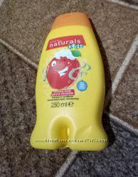 Детские натуральные гипоалергенные шампуни