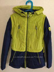 Красивая и стильная куртка - жилетка