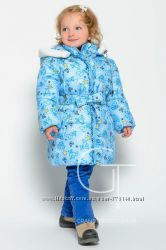 Красивое очень теплое зимнее пальто на тинсулейте
