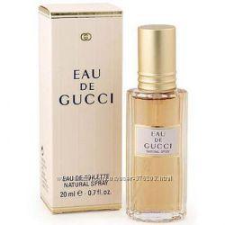 Gucci Eau de Gucci  Винтаж 10 мл