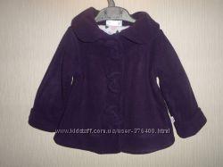 Флисовое пальто-куртка OKAY 1-1, 5года