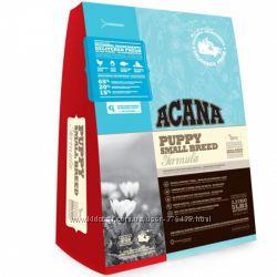 Acana Puppy Small Breed корм для щенков