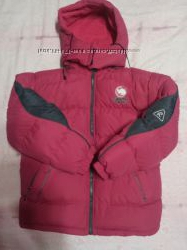 Зимняя куртка на 6-8 лет