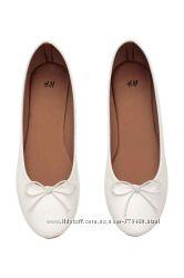 H&M, балетки