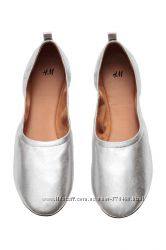 H&M балетки