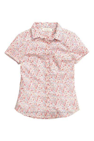 рубашки, топы НМ