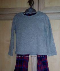 Теплая пижама F&F, р. 98-104