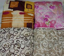 Замечательные теплые одеяла на овчине, евро размер