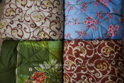 Скидки Теплые двуспальные одеяла с овечьей шерстью Доставка НП бесплатно