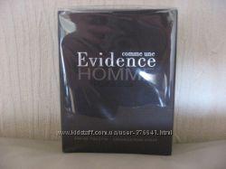 Туалетная Вода Evidence Homme для мужчин, 75мл Ив Роше