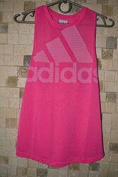 Крутая дышащая майка Adidas climalite. Оригинал Размер S.