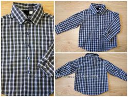 Рубашки для малыша от 3-х до 12-ти месяцев