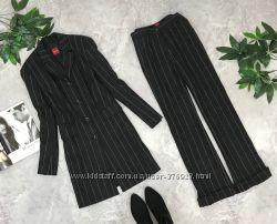 Стильный костюм в полоску  CO1845021
