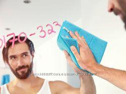 Салфетки 2 шт. для ванной Vileda Германия